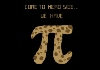 Come to nerd side...we have cookie and π