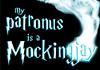 My Patronus is a Mockingjay