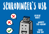 Schrödinger's USB