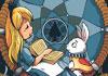 Wonderland Dream Catcher