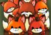 Foxilization