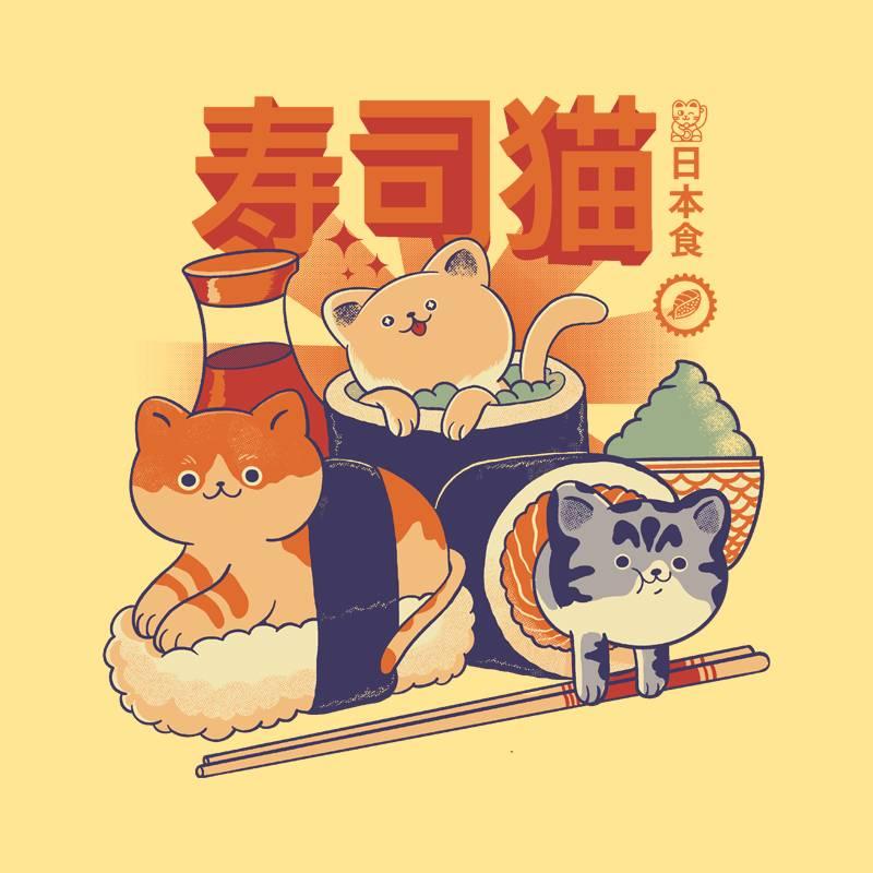 Posters diseño japonés