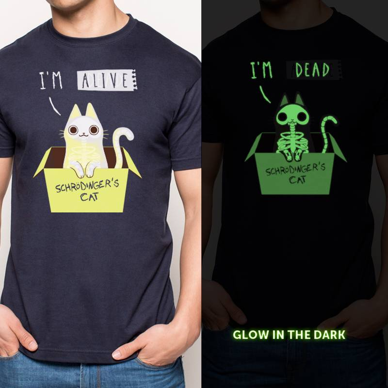 Camisetas Glow in the Dark
