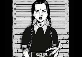 Wednesday jail