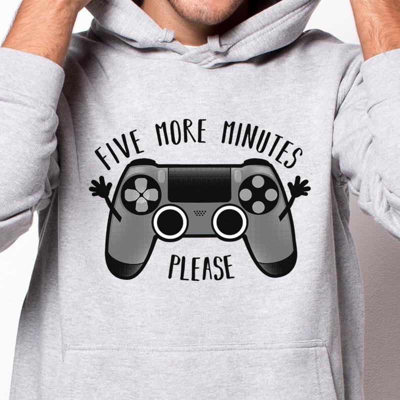 sudadera videojuegos