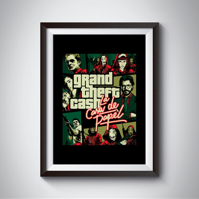 Grand Theft Cash