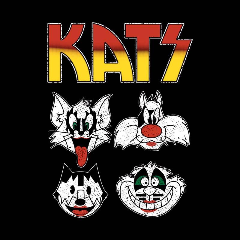 Camiseta Kats