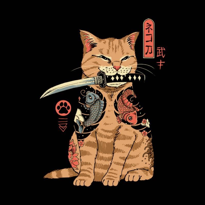 Camiseta Catana