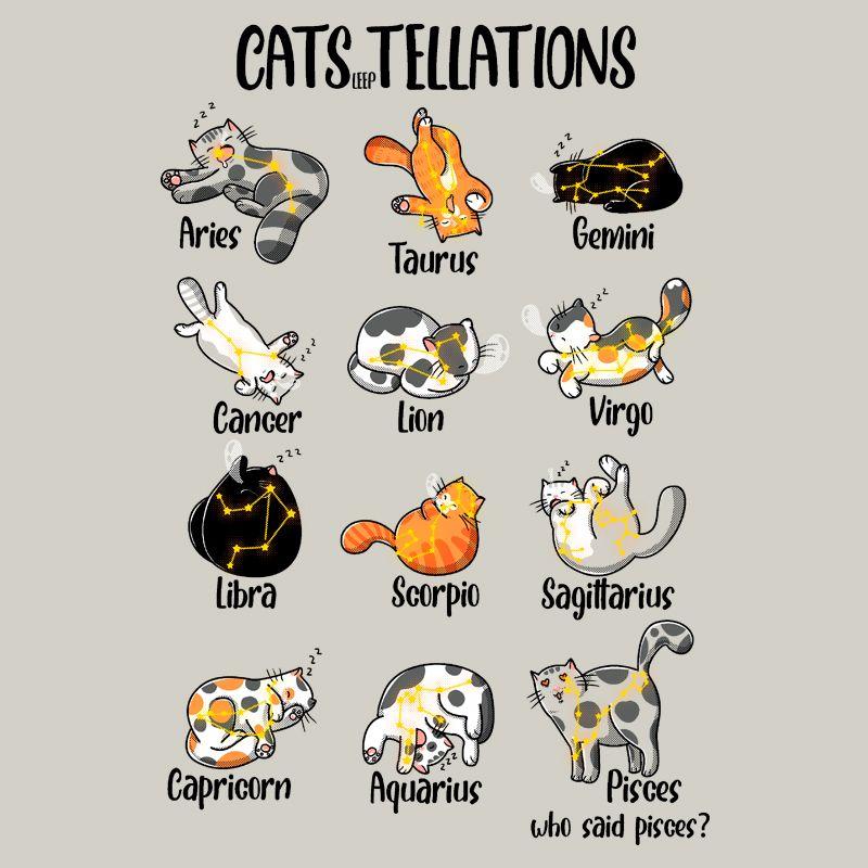 Camiseta Catstellations