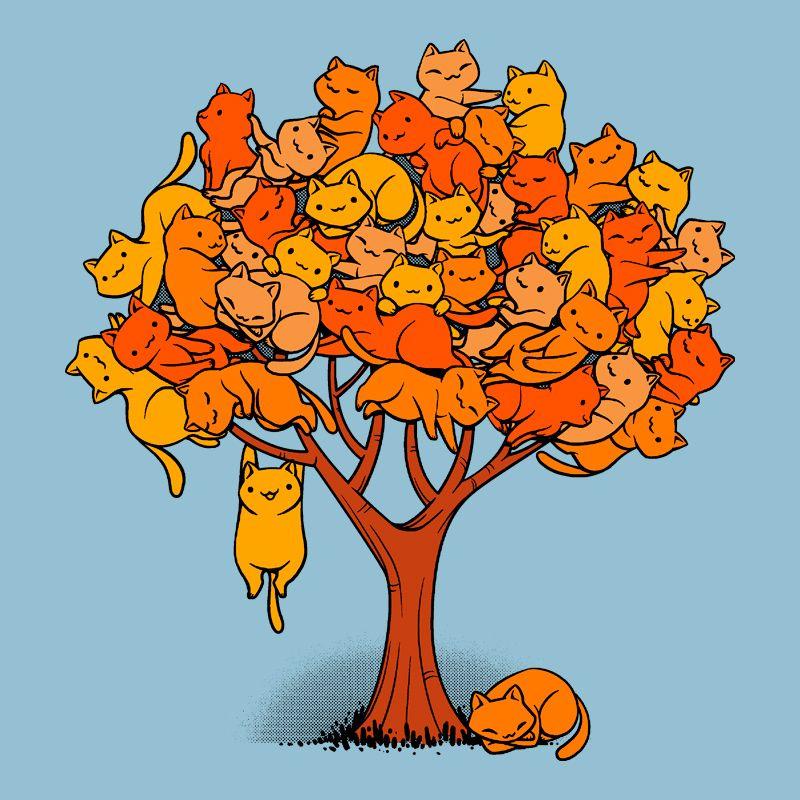 Camiseta Cat Tree