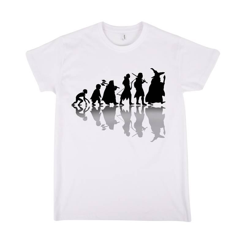 Camiseta Fantasy Evolution