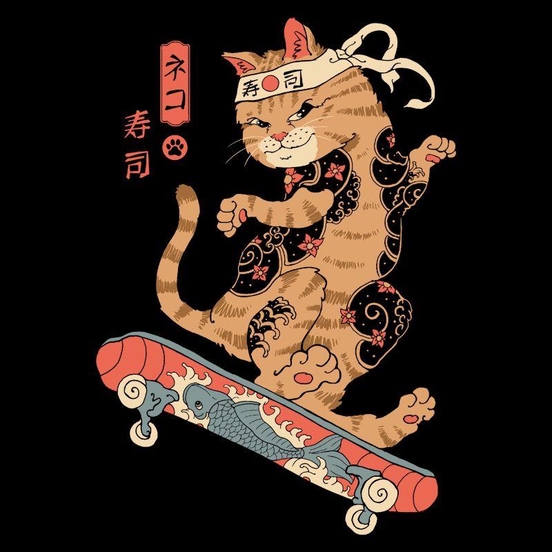 Camiseta Scater