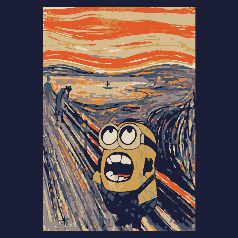 Camiseta The Yellow Scream