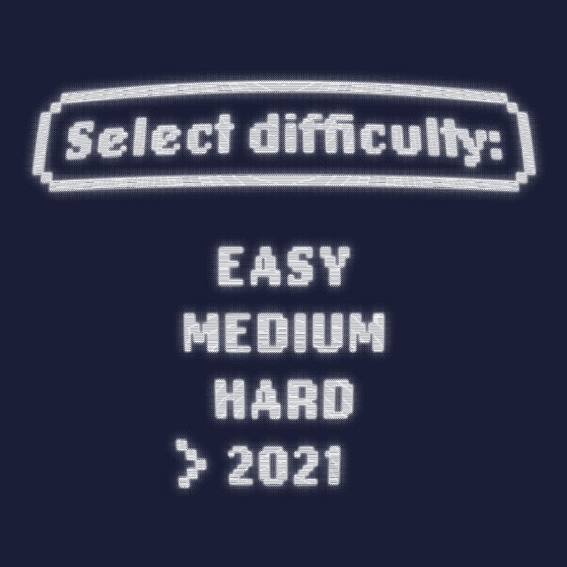 Camiseta Select Difficulty 2021