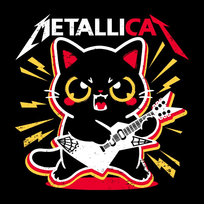 Camiseta Metallicat