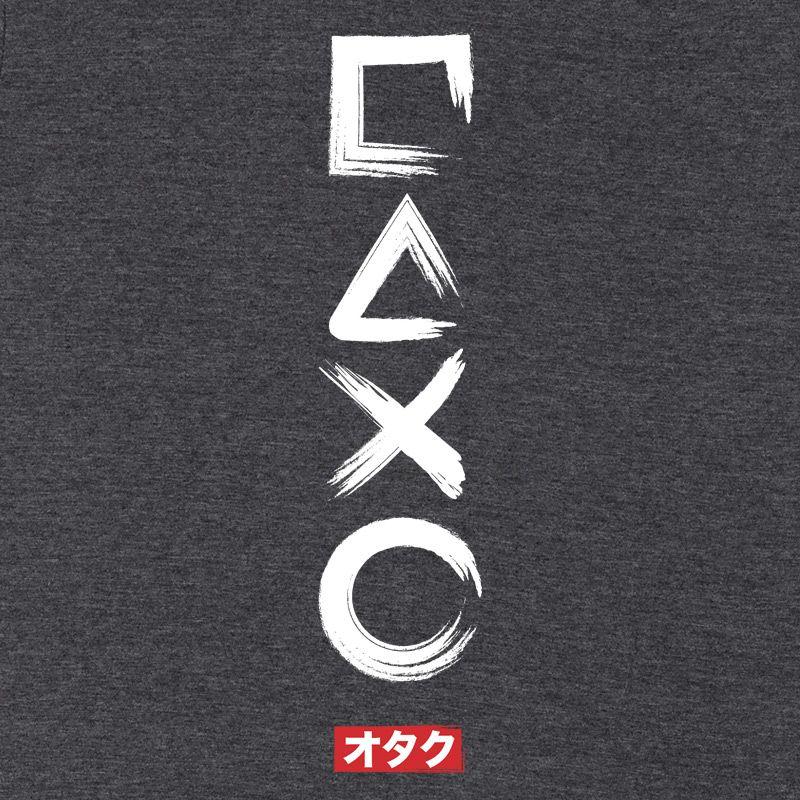 Camiseta Gamer Ink